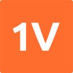 Logo 1vandaag | Freelance tekstschrijver Marsha Paans
